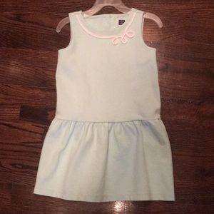 Sky blue Janie and Jack dress